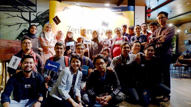 Kumpul Seru Bareng Pricebook, ASUS dan Blogger Yogyakarta