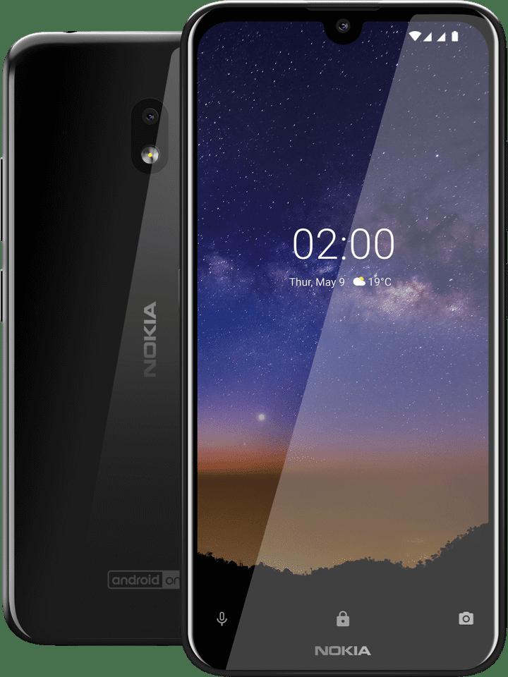 Tampilan Nokia 2.2 Terbaru dari HMD Global
