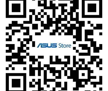 QR Code ASUS Online Store