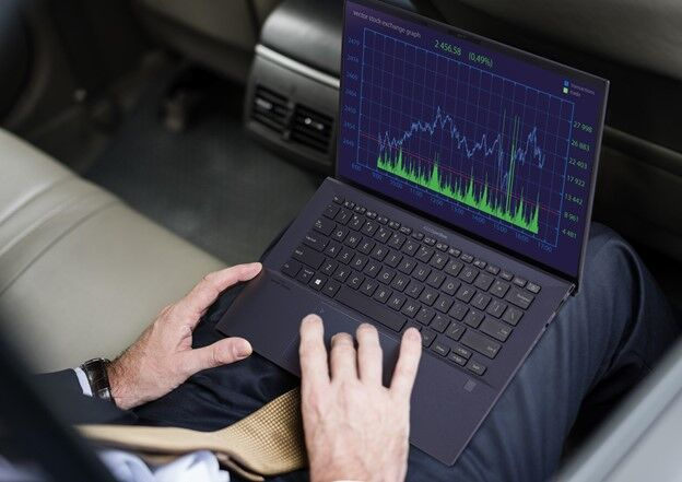 ASUS ExpertBook B9400, Kemanan Kelas Enterprise