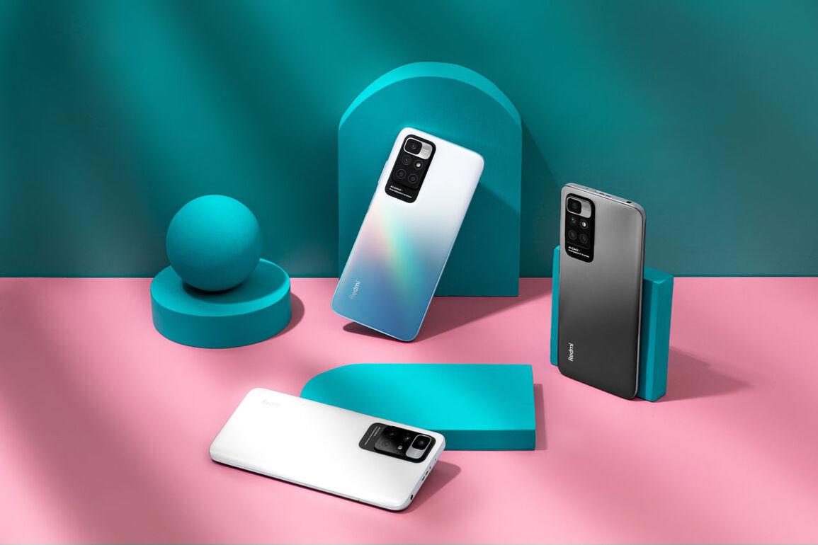 Redmi 10, Smartphone Entry-Level Pertama dengan Quad Camera 50MP